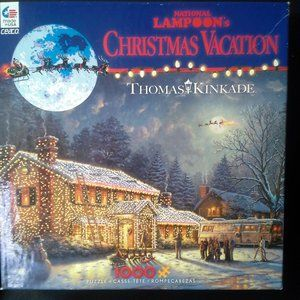 National Lampoon's Christmas Vacation Puzzle 1000